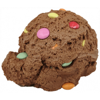 Scoop & Eat Choklad Fudge Minilinser 2.2kg