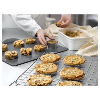 cookie dough scoop & bake