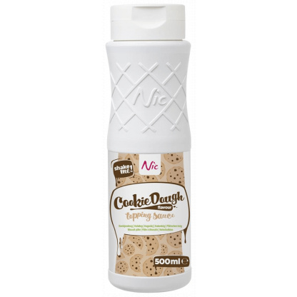 COOKIE DOUGH, topping, 0,5L webb